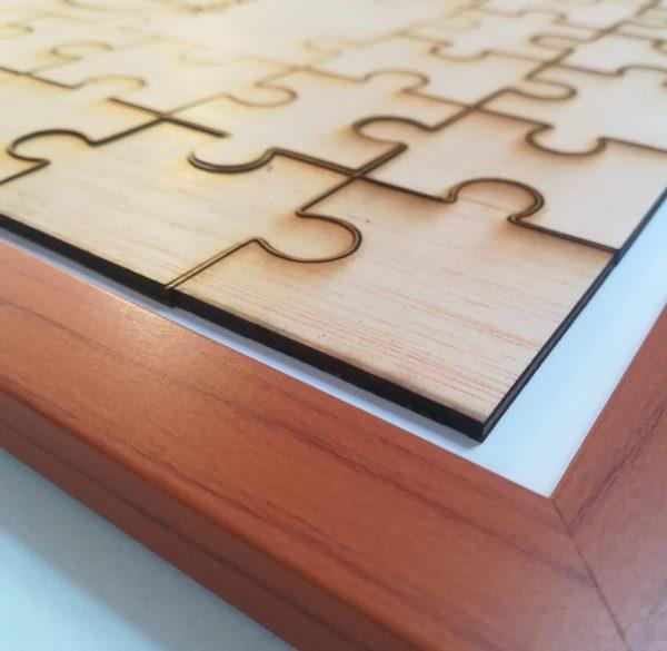 Atrapasueños personalizado en madera de haya